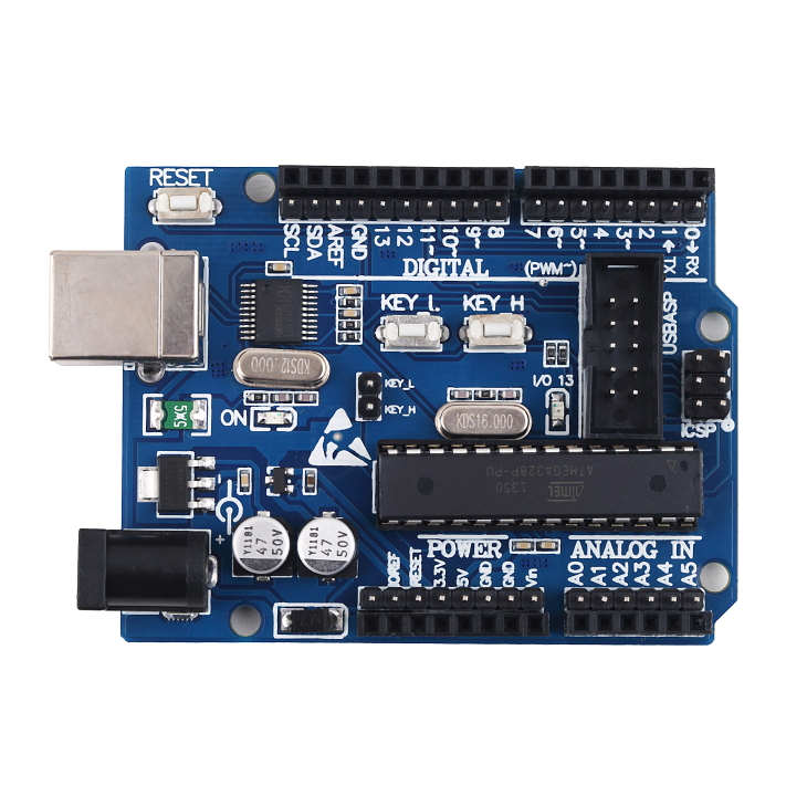 Raspberry pi model board and